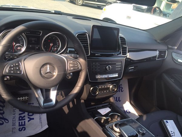 2018款奔驰GLE43标配 平行进口分期办理-图4