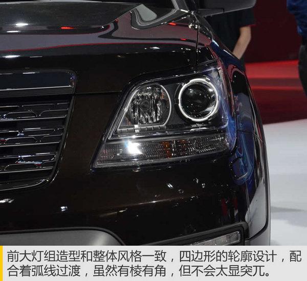 来自韩系的硬派SUV 新霸锐广州车展实拍-图5