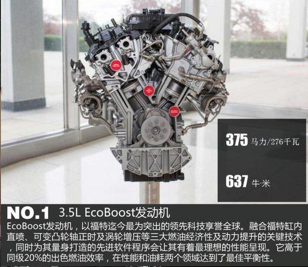 2017款福特F150白金版 盘点十大突出亮点-图4