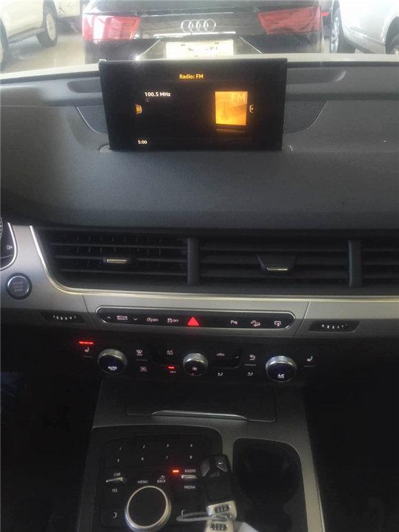 奥迪Q7科技配置高颜值SUV 肆虐底价畅卖-图5