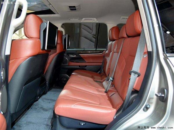 16雷克萨斯LX570现车 极速咆哮凌志降价高清图片
