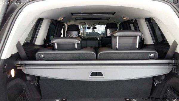 16款奔驰GL450天津港96万 都市SUV特惠季-图10