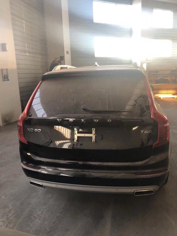 2018款加版沃尔沃XC90 大咖座驾提车爆惠-图3