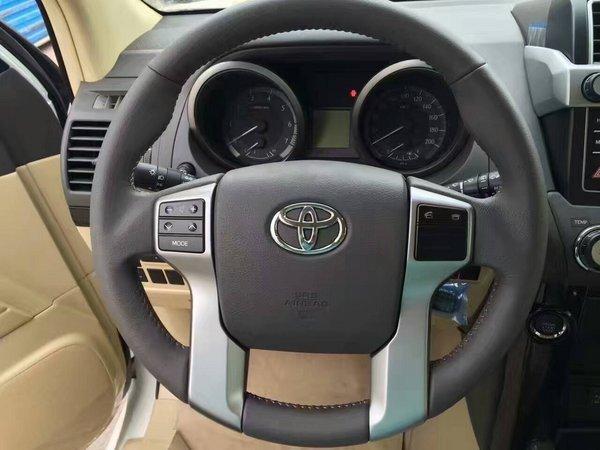 2017款丰田霸道4000 越野SUV现车特惠高清图片