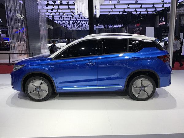 2017广州车展:预示未来的先驱者概念车合集-图8