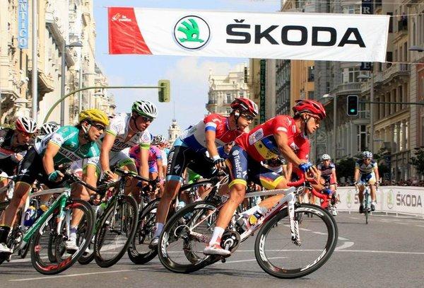 环西班牙自行车赛
