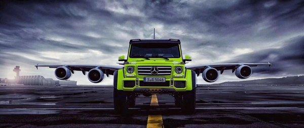 2017款奔驰G550行情 4×4越野实力派聚惠-图6