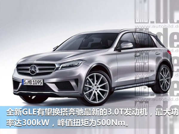 炫!奔驰+宝马+奥迪 将推出10款SUV-图3