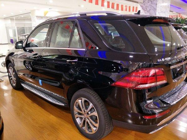 17款奔驰GLE400 舒适辣眼越野个性大比拼-图3