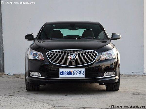 君越 2013款 2.4L SIDI 自动 豪华舒适型-漳州别克君越最高现金优惠图片