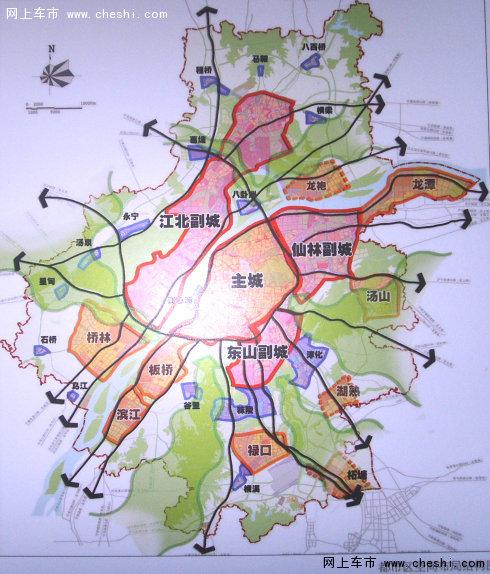南京一日游最佳路线图