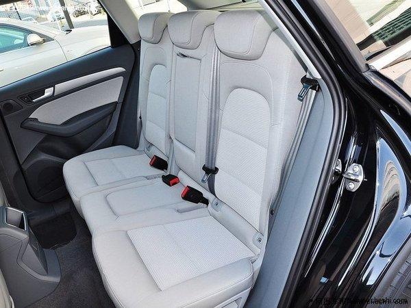 2015款奥迪Q5座椅空间-豪华SUV 2016款奥迪Q5标准型多少钱