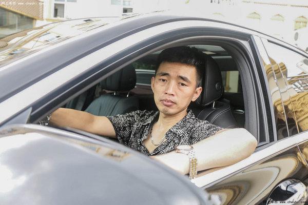 泉州瑞星奔驰首台新E车主胡光春访谈记-图12