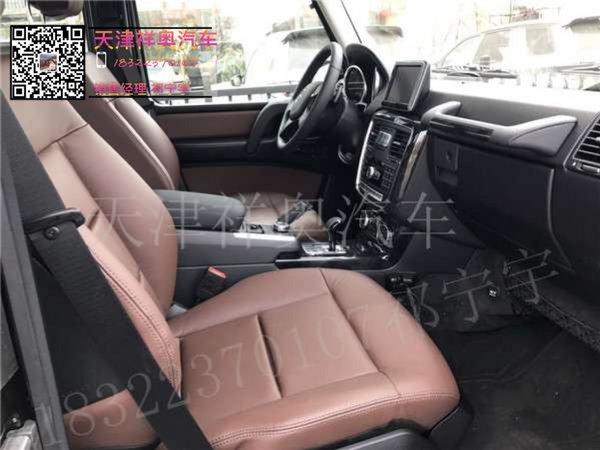 2017款奔驰G350新价格 惠民政策脱颖而出-图7