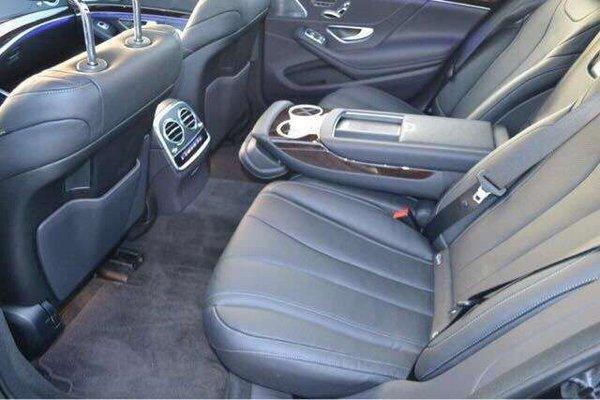 18款奔驰S450墨版 两驱长轴高性价高让利-图7