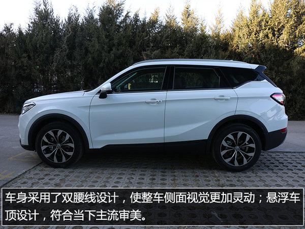 高颜值动感SUV 实拍中华V6 1.5T旗舰型-图8