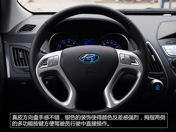 北京现代4S店ix35最低报价图片 欲购从速