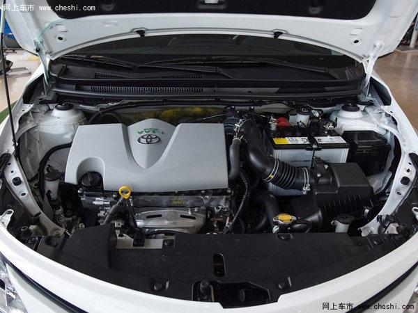丰田威驰6.98万元起 降价竞争现代瑞纳-图3