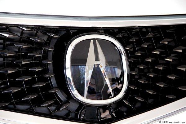 广汽Acura首款轿车 石家庄实拍讴歌TLX-L-图3