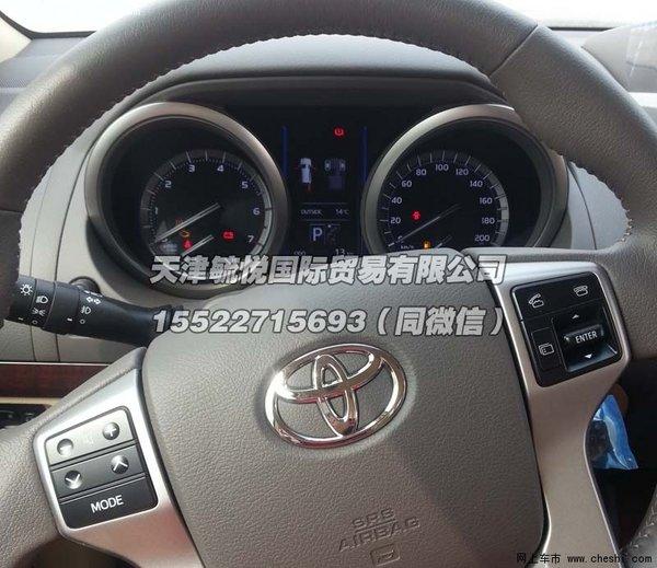 新款丰田霸道2700 普拉多霸气SUV价格优图片