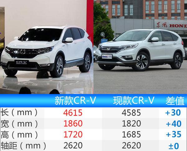 东风本田CR-V将7月上市 1.5T动力超越RAV4-图3
