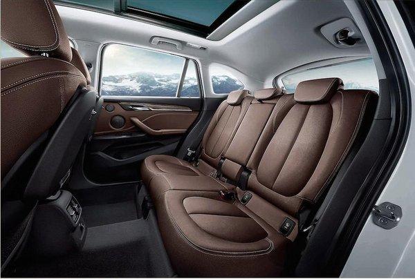 首付5.8万起 BMW X1畅享25%购置税补贴-图6