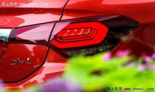东风雪铁龙动力标识更新 C4L推新标车型高清图片