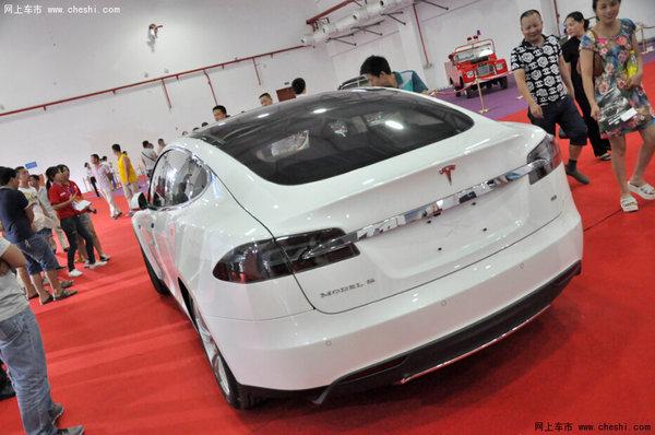 泉州南安国际车展:特斯拉,老爷车集锦图片