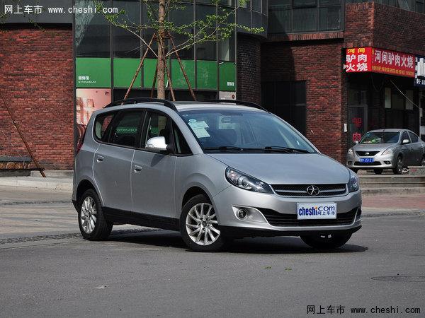 江淮瑞风M2最高优惠享0.2万元 现车充足