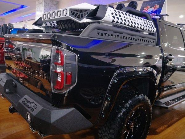 17款丰田坦途最新报价 美式沙漠皮卡悍将-图6