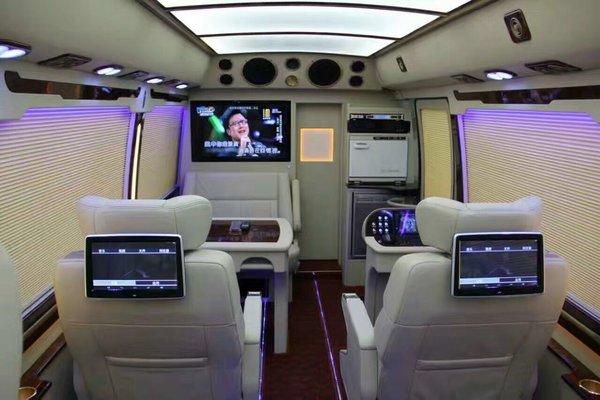 丰田柯斯达12座-23座改装年底优惠15万-图9