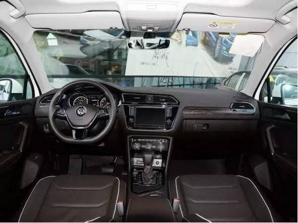 途观L报价7座SUV上市价格现车最高优惠
