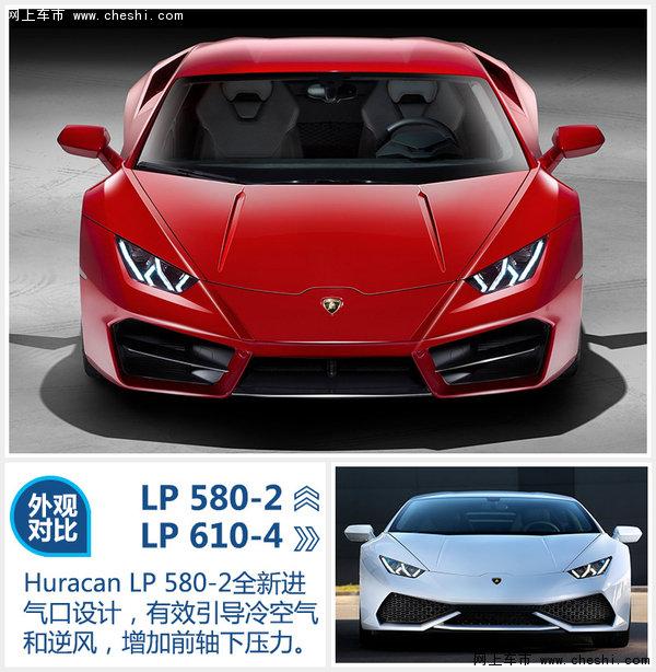 兰博基尼Huracan LP 580-2 售价降130万-图6