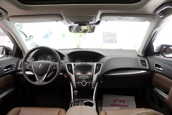 广汽Acura首款轿车 石家庄实拍讴歌TLX-L-图9