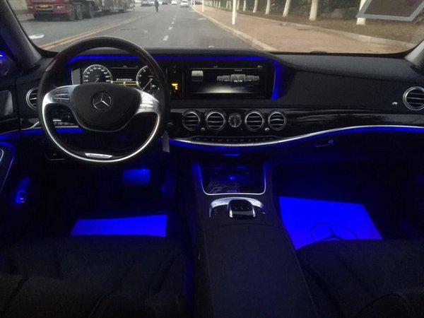 梅赛德斯奔驰迈巴赫S600 脱颖而出飚底促