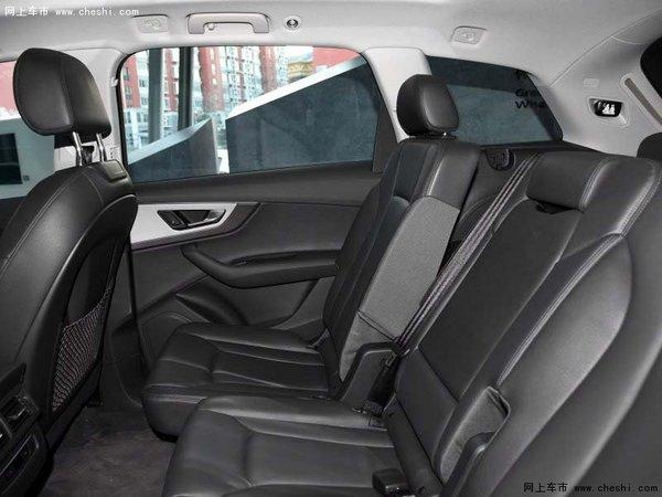 16款奥迪Q7最新行情 低配Q7科技四驱SUV-图9
