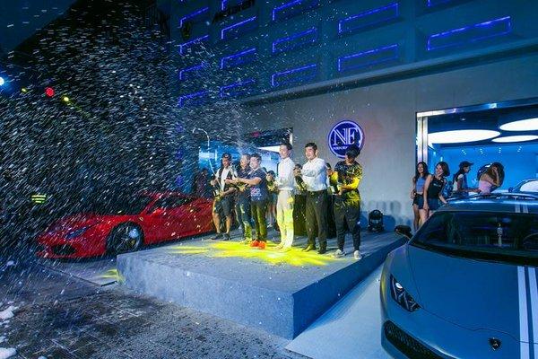 全国最大奔驰AMG俱乐部 TAC两周年聚会-图12