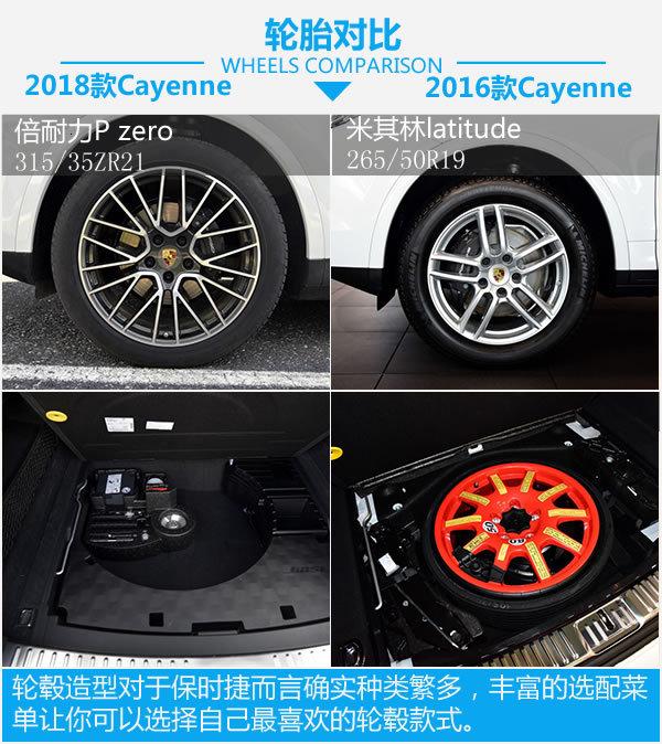 蜕变中延续经典设计 保时捷Cayenne新老对比-图6
