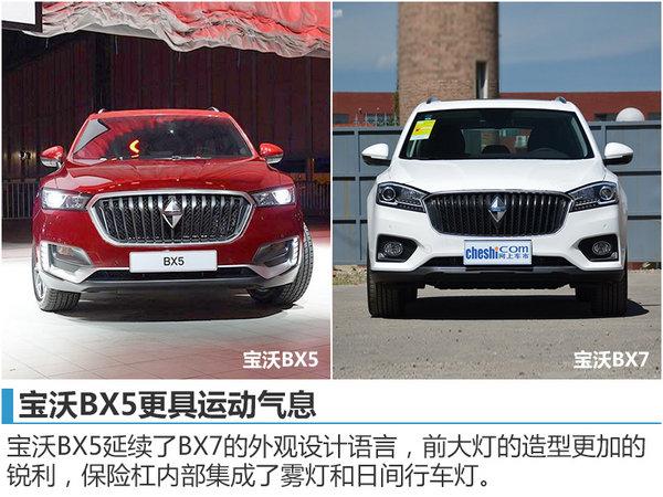 宝沃BX5最新官图曝光 内饰设计酷似宝马-图4