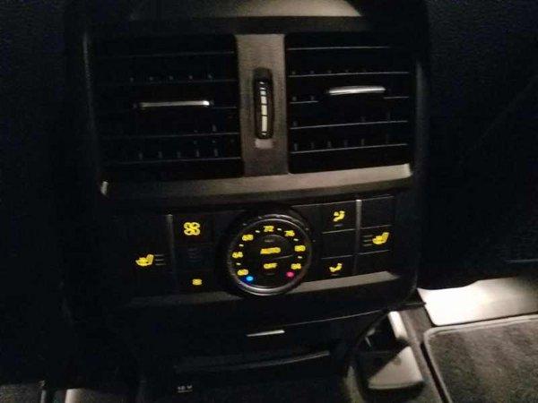 深夜实拍17奔驰GLS450 黑色诱惑GLS配置-图4