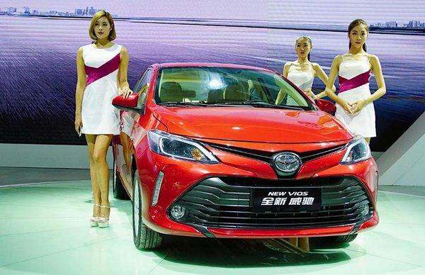 一汽丰田携新车型亮相东莞车展_rav4_广州车市-网上车