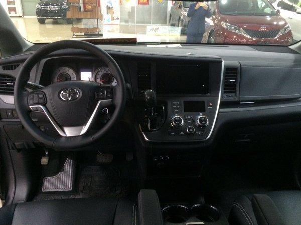 17款丰田塞纳加版真皮座椅 MPV精选逆惠-图5