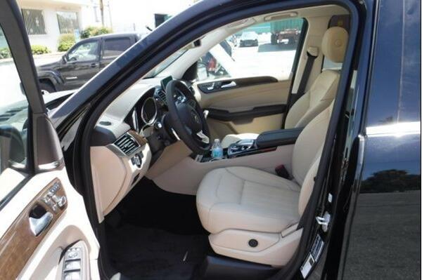 17款奔驰GLS450促销 奔驰八月放价到底-图3