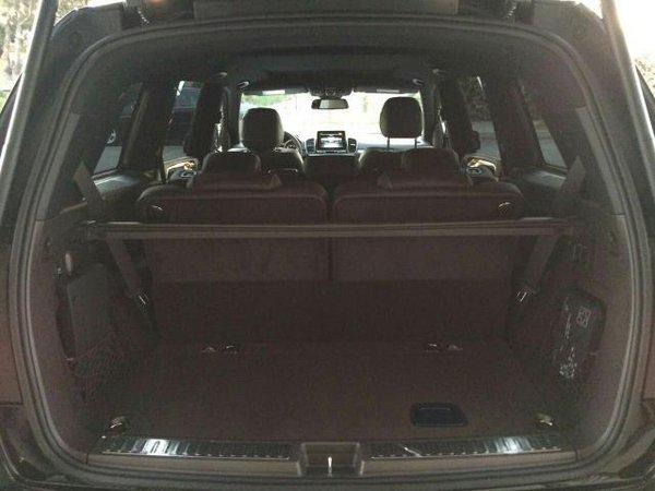 进口17款奔驰GLS450 奢华越驾GLS级狂促-图8