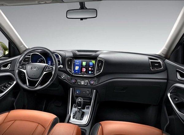 凯翼X5官图发布预9月上市 定位紧凑型SUV-图3