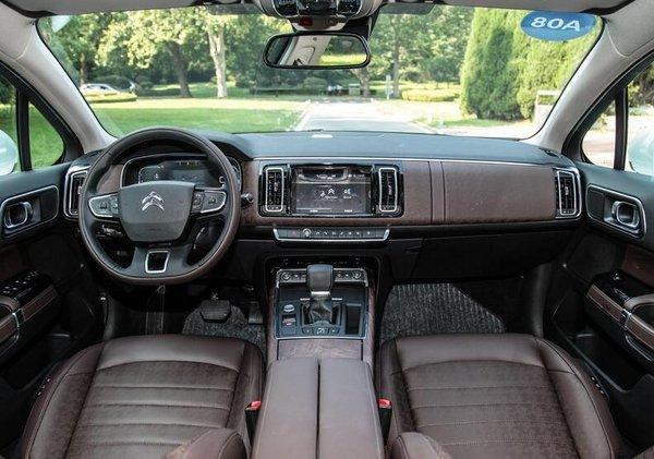 雪铁龙C6 售价18.99万元起竞争大众迈腾-图2