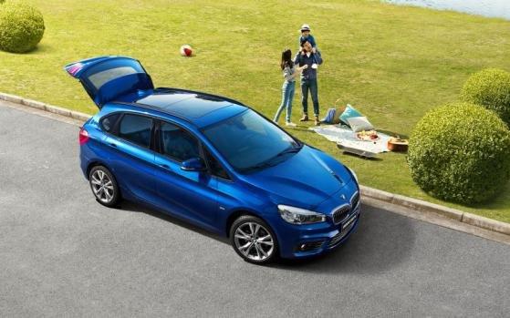 新BMW 2系旅行车 二胎时代的出行新方式-图11