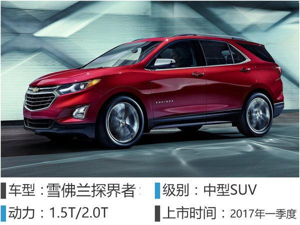26款SUV本月18日首发/上市 多为国产车-图6