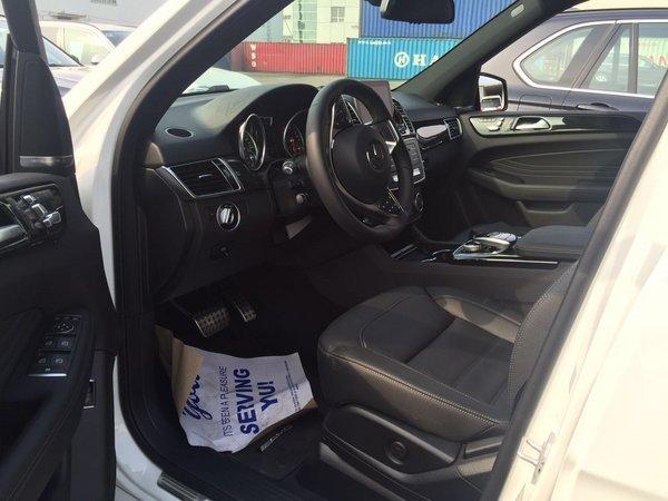 2018款奔驰GLE43标配 平行进口分期办理-图5