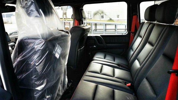 18款中东奔驰G500全球限量发售 手续齐全-图8